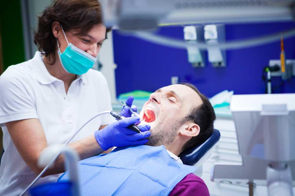 Zahnreinigung Prophylaxe Radolfzell